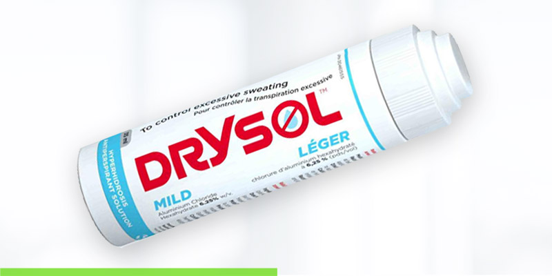 drysol prescription strength antiperspirant.