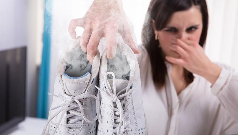 16 Home Remedies for Stinky Shoes